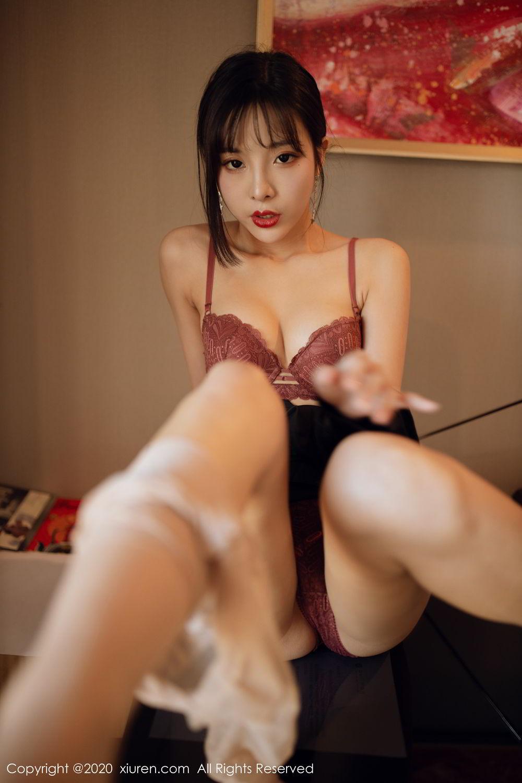 [XiuRen] Vol.2094 Chen Xiao Miao 54P, Chen Xiao Miao, Underwear, Xiuren