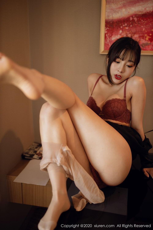 [XiuRen] Vol.2094 Chen Xiao Miao 56P, Chen Xiao Miao, Underwear, Xiuren