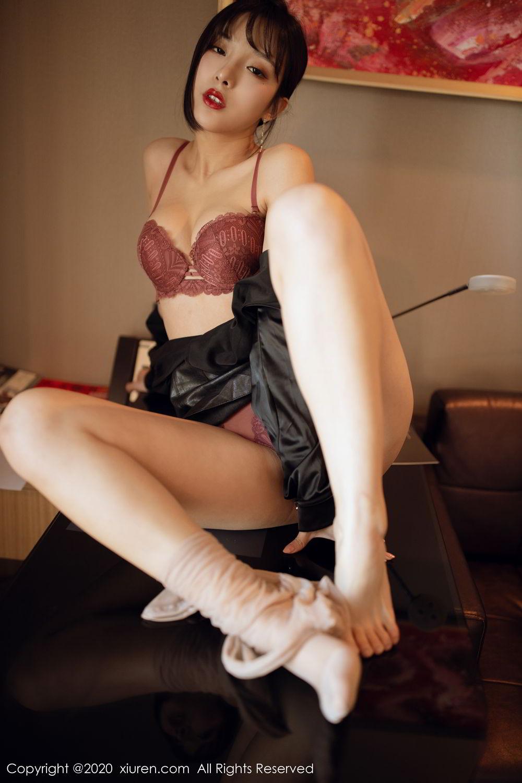 [XiuRen] Vol.2094 Chen Xiao Miao 61P, Chen Xiao Miao, Underwear, Xiuren