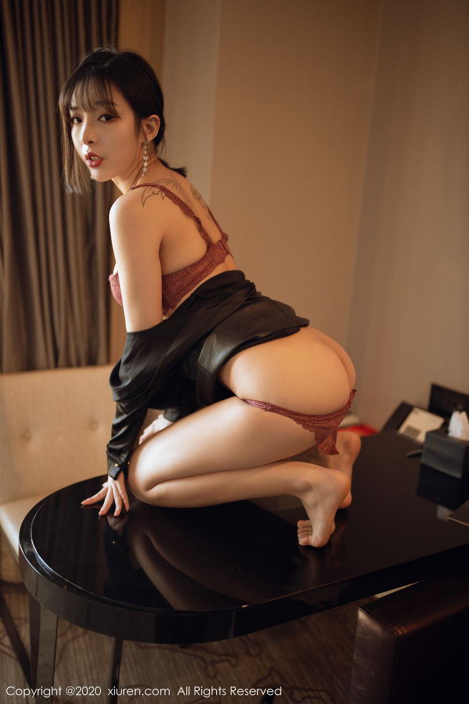 [XiuRen] Vol.2094 Chen Xiao Miao 65P, Chen Xiao Miao, Underwear, Xiuren