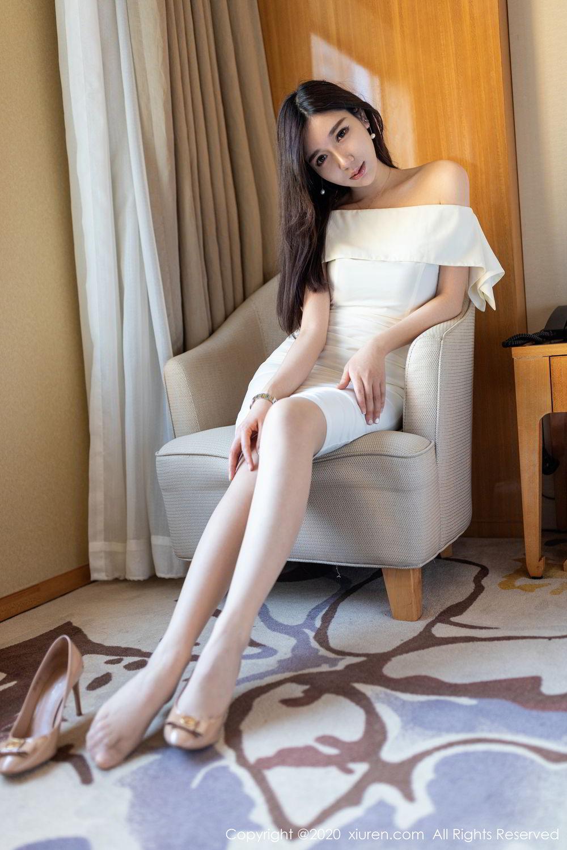[XiuRen] Vol.2097 Yi Si Si 28P, Tall, Xiuren, Yi Si Si