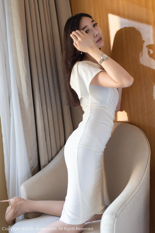 [XiuRen] Vol.2097 Yi Si Si 9P, Tall, Xiuren, Yi Si Si