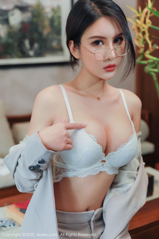 [XiuRen] Vol.2098 Solo Yi Fei 26P, Solo Yi Fei, Uniform, Xiuren