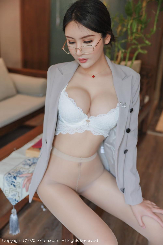 [XiuRen] Vol.2098 Solo Yi Fei 39P, Solo Yi Fei, Uniform, Xiuren