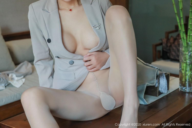 [XiuRen] Vol.2098 Solo Yi Fei 47P, Solo Yi Fei, Uniform, Xiuren