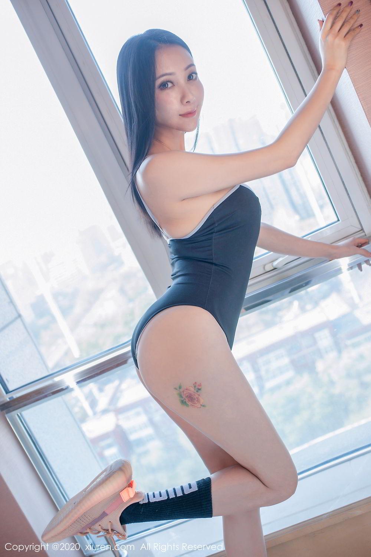 [XiuRen] Vol.2099 Guo Er Victoria 15P, Song Guo Er, Spring Festival, Tall, Underwear, Xiuren