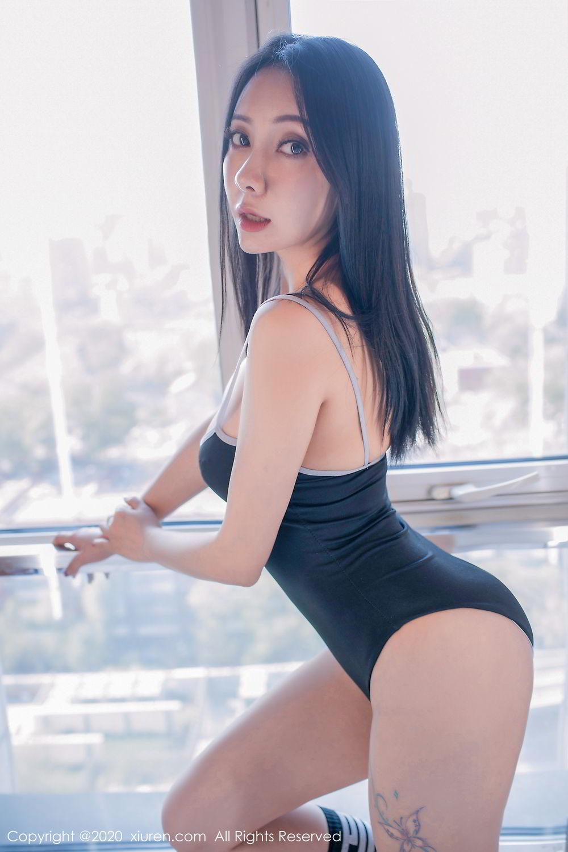 [XiuRen] Vol.2099 Guo Er Victoria 16P, Song Guo Er, Spring Festival, Tall, Underwear, Xiuren