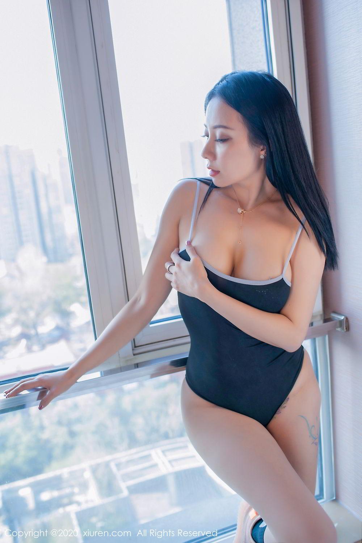 [XiuRen] Vol.2099 Guo Er Victoria 19P, Song Guo Er, Spring Festival, Tall, Underwear, Xiuren