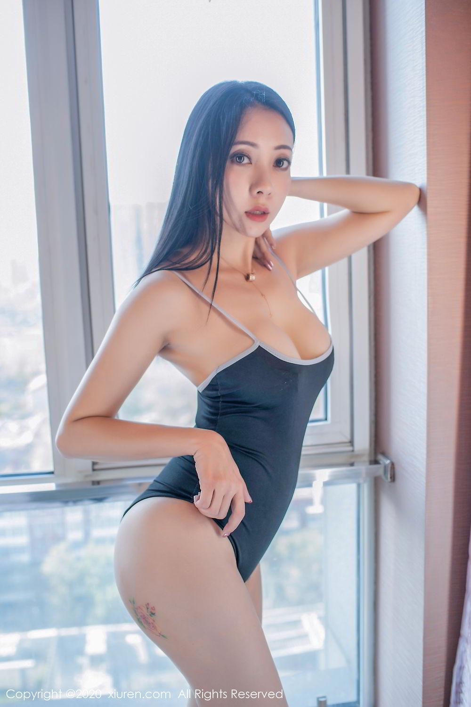 [XiuRen] Vol.2099 Guo Er Victoria 20P, Song Guo Er, Spring Festival, Tall, Underwear, Xiuren