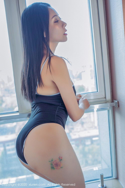 [XiuRen] Vol.2099 Guo Er Victoria 23P, Song Guo Er, Spring Festival, Tall, Underwear, Xiuren