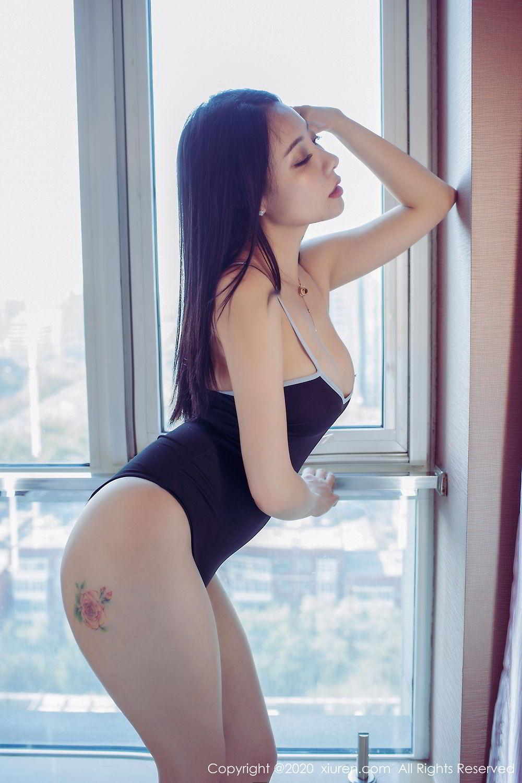 [XiuRen] Vol.2099 Guo Er Victoria 24P, Song Guo Er, Spring Festival, Tall, Underwear, Xiuren