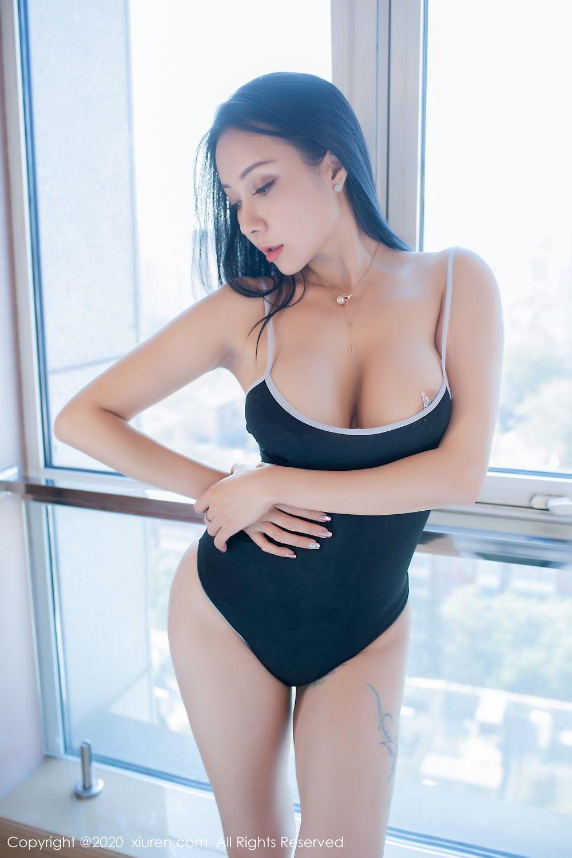 [XiuRen] Vol.2099 Guo Er Victoria 25P, Song Guo Er, Spring Festival, Tall, Underwear, Xiuren