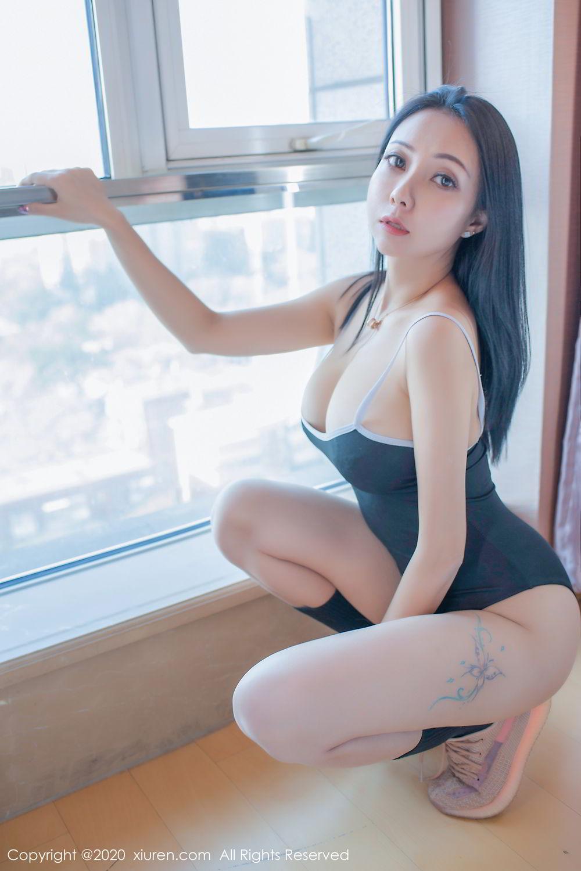 [XiuRen] Vol.2099 Guo Er Victoria 27P, Song Guo Er, Spring Festival, Tall, Underwear, Xiuren