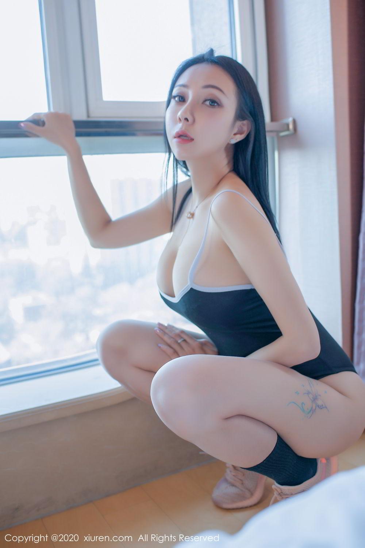 [XiuRen] Vol.2099 Guo Er Victoria 28P, Song Guo Er, Spring Festival, Tall, Underwear, Xiuren