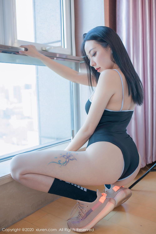 [XiuRen] Vol.2099 Guo Er Victoria 30P, Song Guo Er, Spring Festival, Tall, Underwear, Xiuren