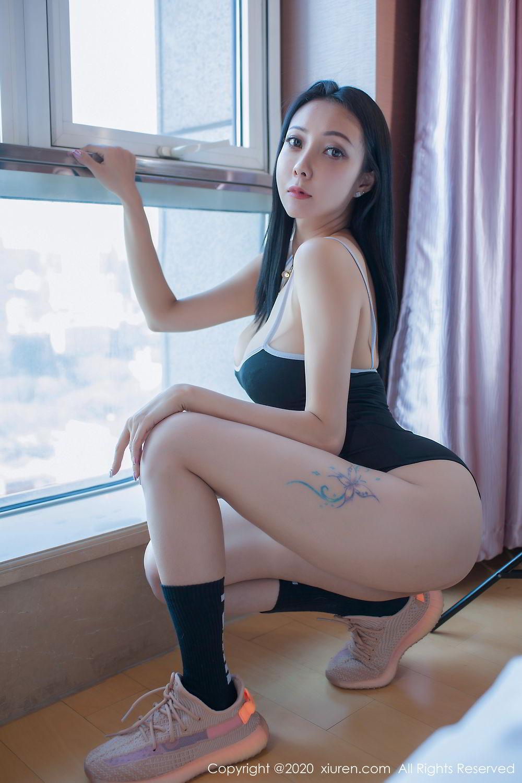 [XiuRen] Vol.2099 Guo Er Victoria 31P, Song Guo Er, Spring Festival, Tall, Underwear, Xiuren