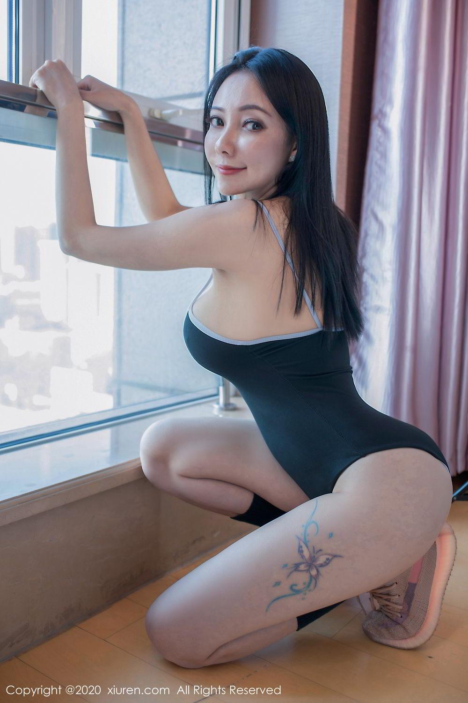 [XiuRen] Vol.2099 Guo Er Victoria 35P, Song Guo Er, Spring Festival, Tall, Underwear, Xiuren