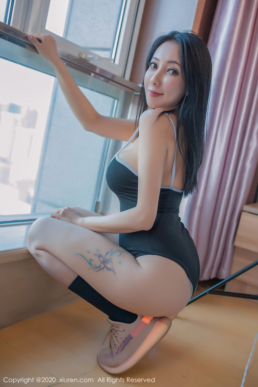 [XiuRen] Vol.2099 Guo Er Victoria 36P, Song Guo Er, Spring Festival, Tall, Underwear, Xiuren
