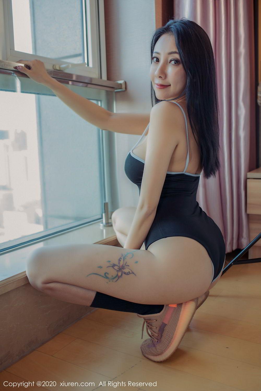 [XiuRen] Vol.2099 Guo Er Victoria 37P, Song Guo Er, Spring Festival, Tall, Underwear, Xiuren