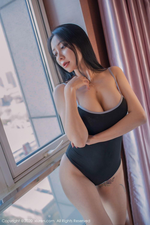 [XiuRen] Vol.2099 Guo Er Victoria 40P, Song Guo Er, Spring Festival, Tall, Underwear, Xiuren