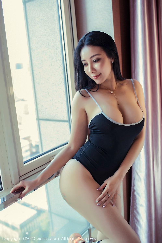 [XiuRen] Vol.2099 Guo Er Victoria 42P, Song Guo Er, Spring Festival, Tall, Underwear, Xiuren