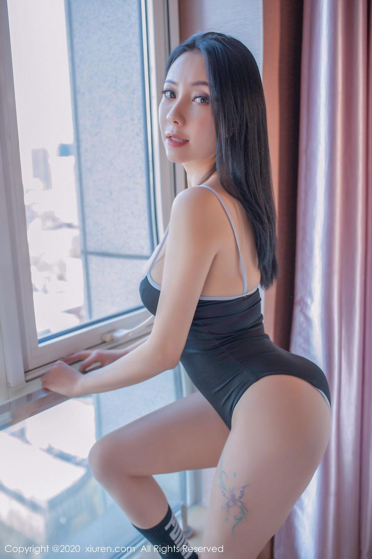 [XiuRen] Vol.2099 Guo Er Victoria 43P, Song Guo Er, Spring Festival, Tall, Underwear, Xiuren