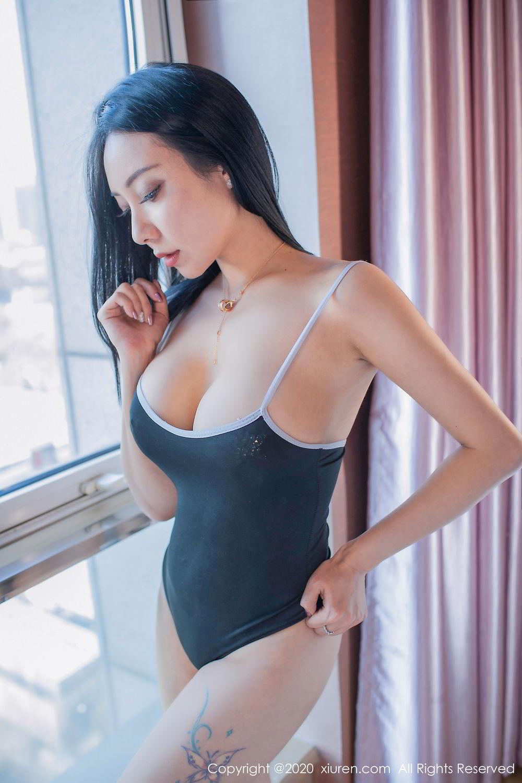 [XiuRen] Vol.2099 Guo Er Victoria 5P, Song Guo Er, Spring Festival, Tall, Underwear, Xiuren