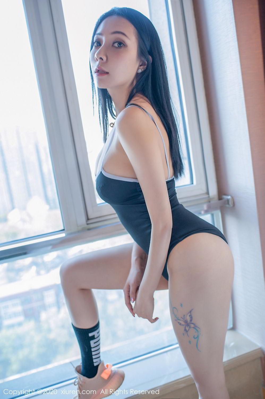[XiuRen] Vol.2099 Guo Er Victoria 9P, Song Guo Er, Spring Festival, Tall, Underwear, Xiuren