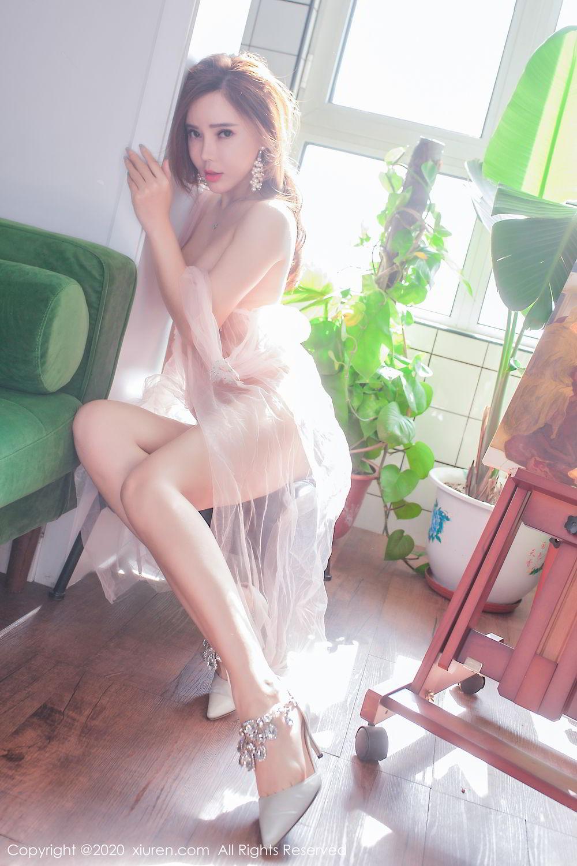 [XiuRen] Vol.2101 Ai Xiao Qing 18P, Ai Xiao Qing, Xiuren