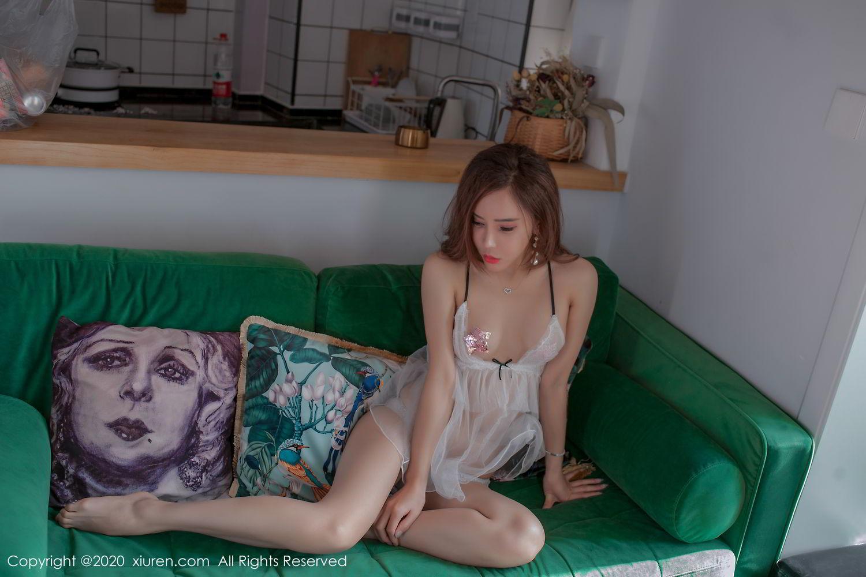 [XiuRen] Vol.2101 Ai Xiao Qing 34P, Ai Xiao Qing, Xiuren