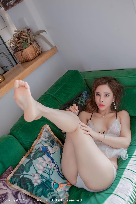 [XiuRen] Vol.2101 Ai Xiao Qing 46P, Ai Xiao Qing, Xiuren