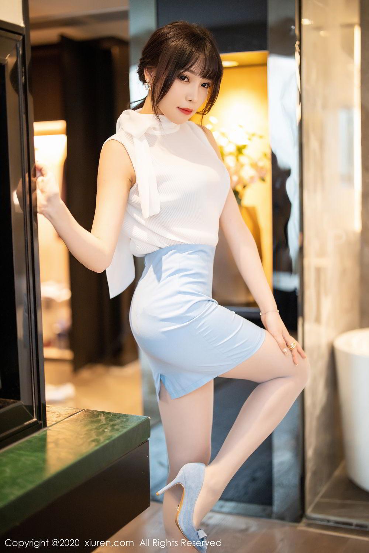 [XiuRen] Vol.2107 Zhi Zhi Booty 10P, Chen Zhi, Sexy, Underwear, Xiuren
