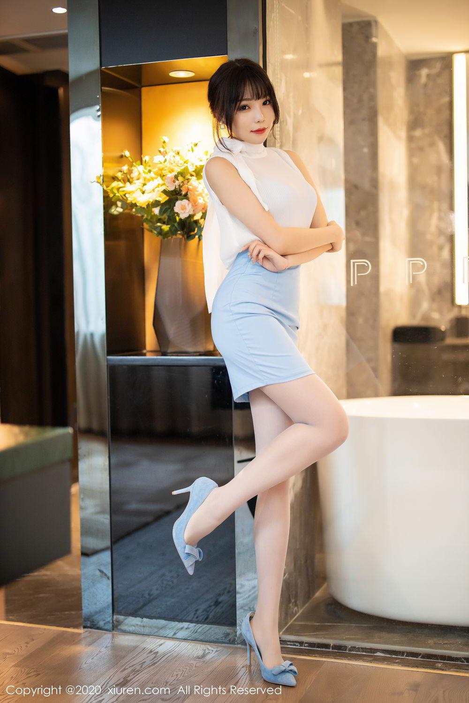 [XiuRen] Vol.2107 Zhi Zhi Booty 11P, Chen Zhi, Sexy, Underwear, Xiuren