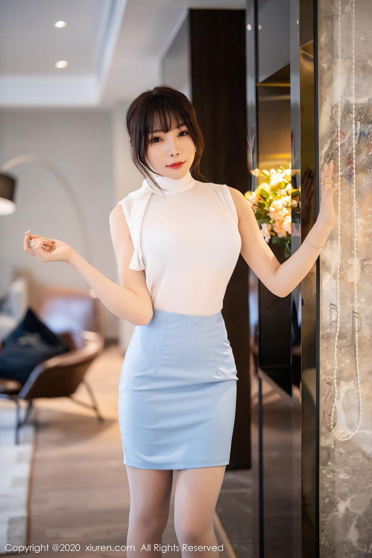 [XiuRen] Vol.2107 Zhi Zhi Booty 13P, Chen Zhi, Sexy, Underwear, Xiuren