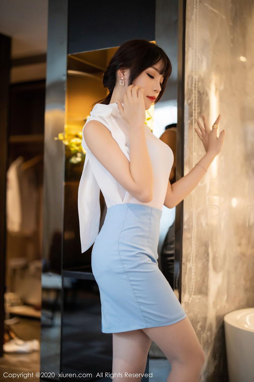 [XiuRen] Vol.2107 Zhi Zhi Booty 15P, Chen Zhi, Sexy, Underwear, Xiuren