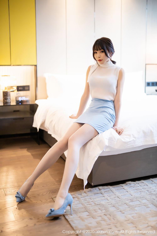 [XiuRen] Vol.2107 Zhi Zhi Booty 16P, Chen Zhi, Sexy, Underwear, Xiuren