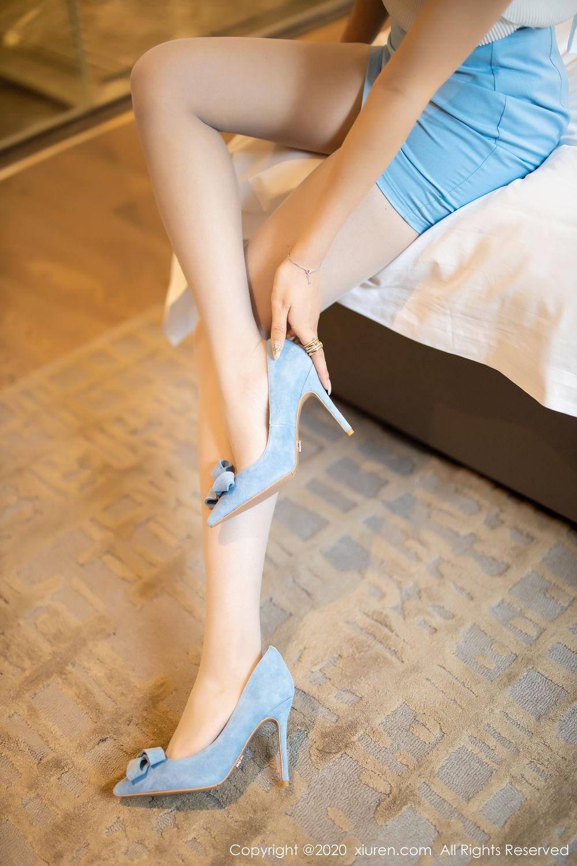 [XiuRen] Vol.2107 Zhi Zhi Booty 18P, Chen Zhi, Sexy, Underwear, Xiuren