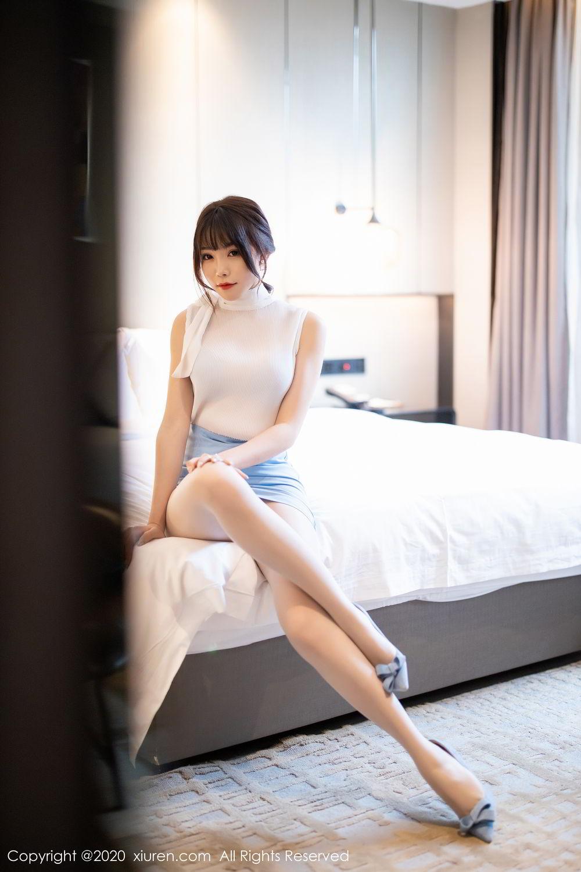 [XiuRen] Vol.2107 Zhi Zhi Booty 1P, Chen Zhi, Sexy, Underwear, Xiuren