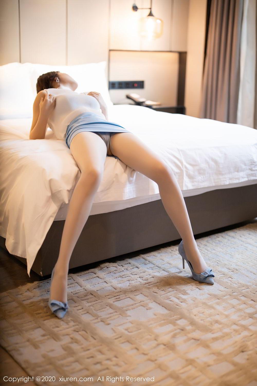[XiuRen] Vol.2107 Zhi Zhi Booty 26P, Chen Zhi, Sexy, Underwear, Xiuren