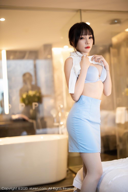 [XiuRen] Vol.2107 Zhi Zhi Booty 47P, Chen Zhi, Sexy, Underwear, Xiuren