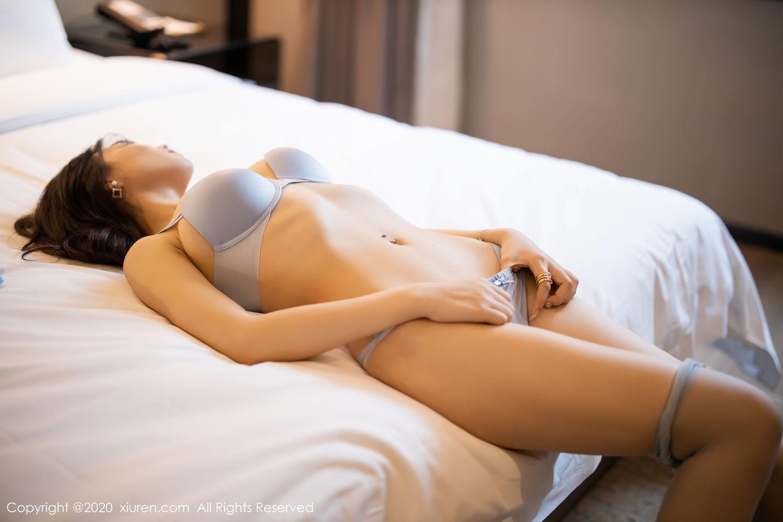 [XiuRen] Vol.2107 Zhi Zhi Booty 4P, Chen Zhi, Sexy, Underwear, Xiuren