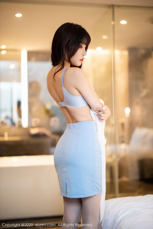 [XiuRen] Vol.2107 Zhi Zhi Booty 51P, Chen Zhi, Sexy, Underwear, Xiuren