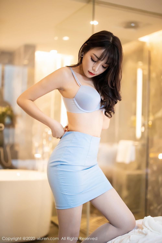 [XiuRen] Vol.2107 Zhi Zhi Booty 53P, Chen Zhi, Sexy, Underwear, Xiuren