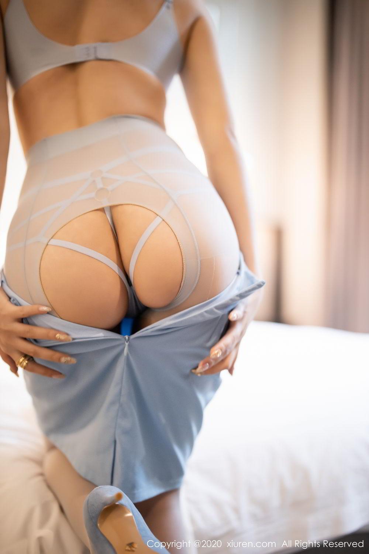 [XiuRen] Vol.2107 Zhi Zhi Booty 55P, Chen Zhi, Sexy, Underwear, Xiuren