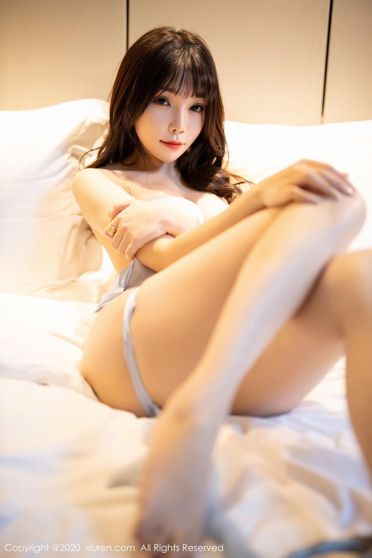 [XiuRen] Vol.2107 Zhi Zhi Booty 5P, Chen Zhi, Sexy, Underwear, Xiuren