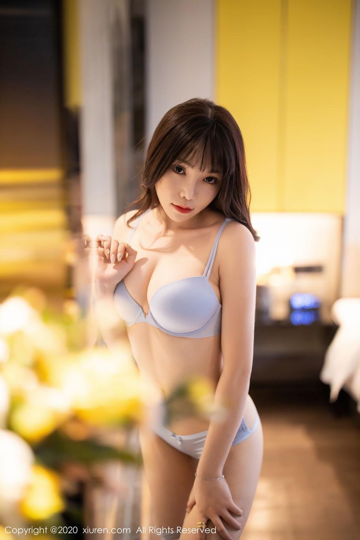 [XiuRen] Vol.2107 Zhi Zhi Booty 63P, Chen Zhi, Sexy, Underwear, Xiuren