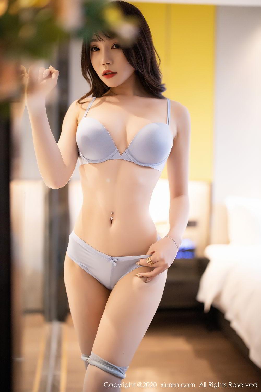 [XiuRen] Vol.2107 Zhi Zhi Booty 64P, Chen Zhi, Sexy, Underwear, Xiuren