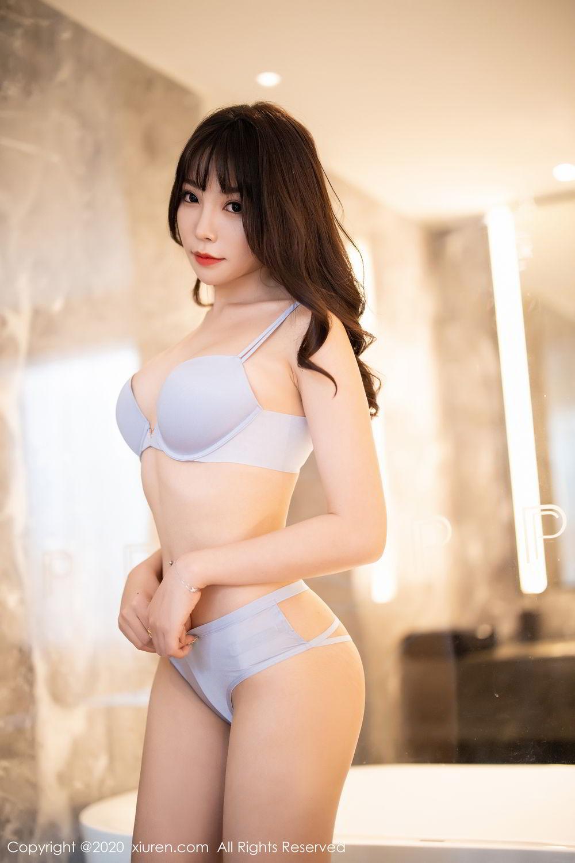 [XiuRen] Vol.2107 Zhi Zhi Booty 69P, Chen Zhi, Sexy, Underwear, Xiuren