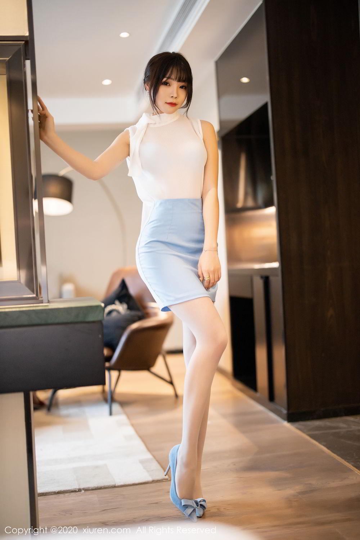[XiuRen] Vol.2107 Zhi Zhi Booty 6P, Chen Zhi, Sexy, Underwear, Xiuren