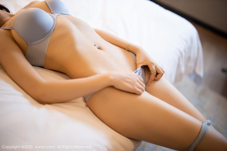 [XiuRen] Vol.2107 Zhi Zhi Booty 76P, Chen Zhi, Sexy, Underwear, Xiuren